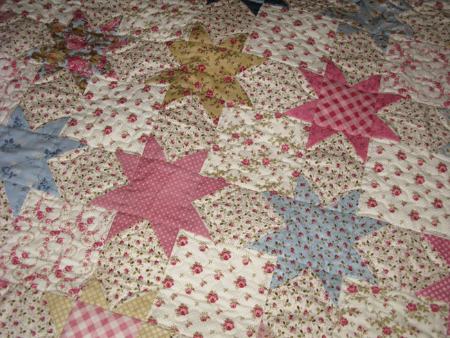 Teatime Floral: New Teatime Quilts... : tea time quilting - Adamdwight.com
